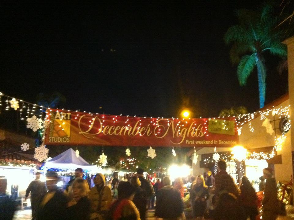 December Nights…Spanish Village Art Center Has It ALL!